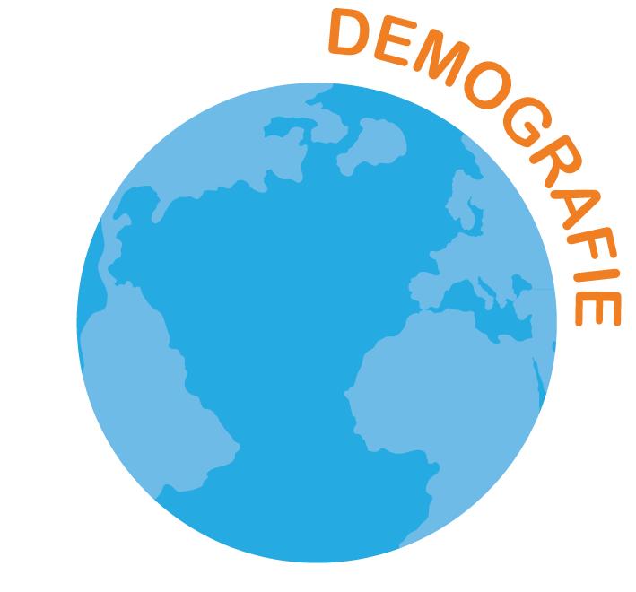 BeBright, Mega trends Economie STEP icon DEMOGRAFIE