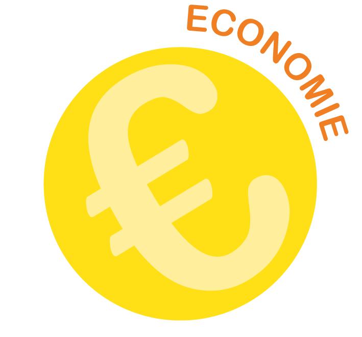 BeBright, Mega trends Economie STEP icon